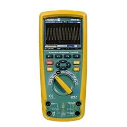 Multimètre numérique avec fonction oscilloscope
