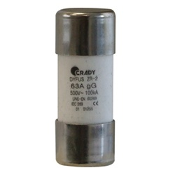 ZR - 2 (22x58) de 100A gG